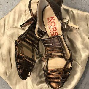 Michael Kor's heels